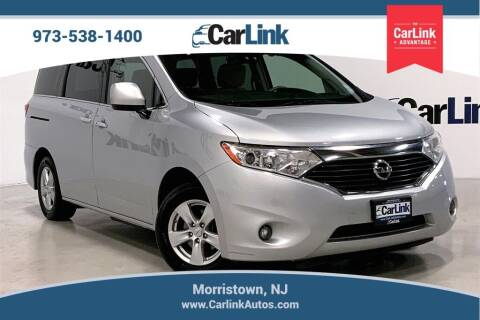 2016 Nissan Quest for sale at CarLink in Morristown NJ