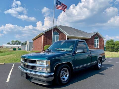 1996 Chevrolet C/K 1500 Series for sale at HillView Motors in Shepherdsville KY