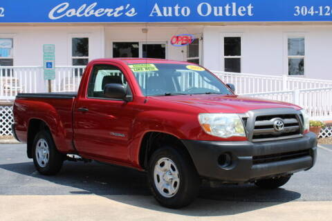 2009 Toyota Tacoma for sale at Colbert's Auto Outlet in Hickory NC
