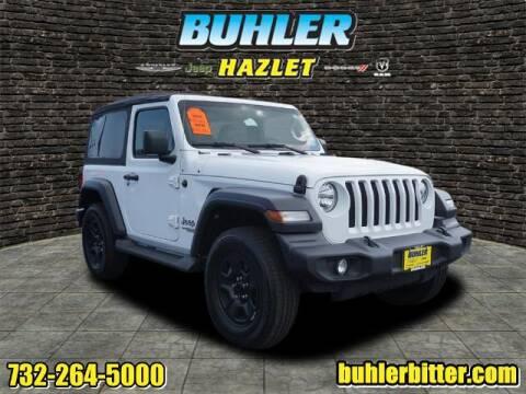 2019 Jeep Wrangler for sale at Buhler and Bitter Chrysler Jeep in Hazlet NJ