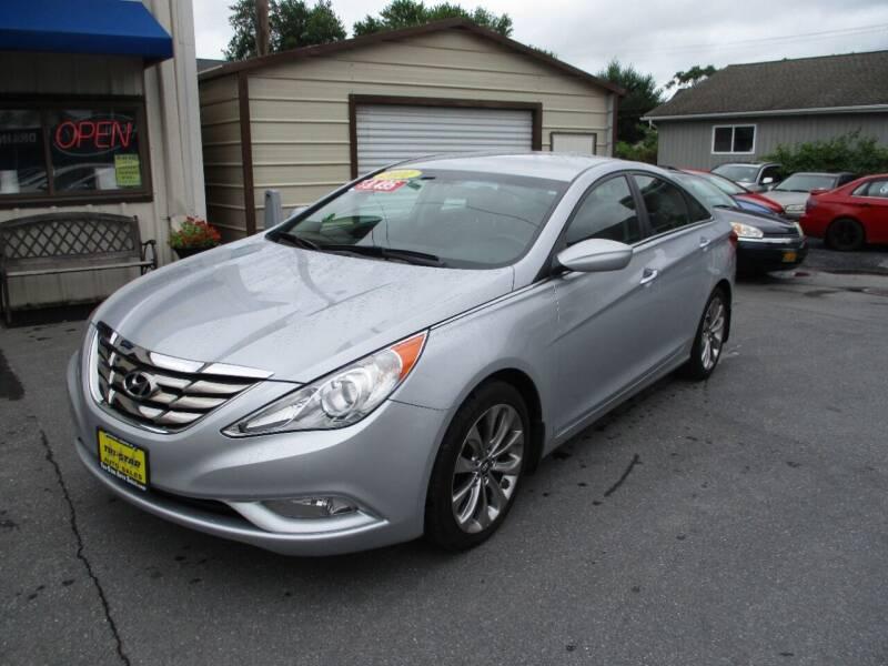2011 Hyundai Sonata for sale at TRI-STAR AUTO SALES in Kingston NY