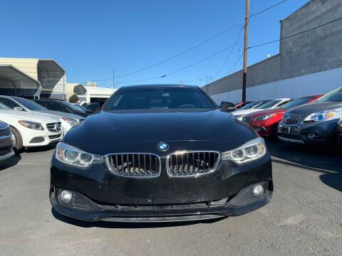 2014 BMW 4 Series for sale at Auto Center Of Las Vegas in Las Vegas NV