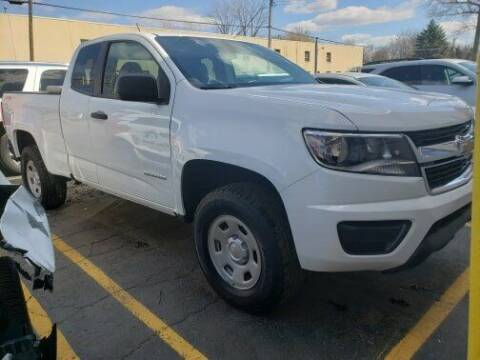 2016 Chevrolet Colorado for sale at Marx Auto Sales in Livonia MI