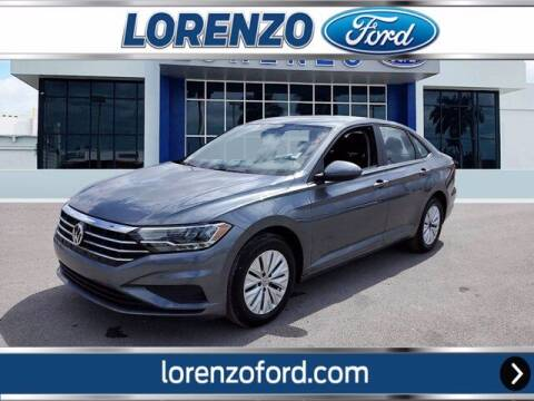 2020 Volkswagen Jetta for sale at Lorenzo Ford in Homestead FL