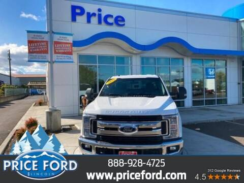 2018 Ford F-250 Super Duty for sale at Price Ford Lincoln in Port Angeles WA