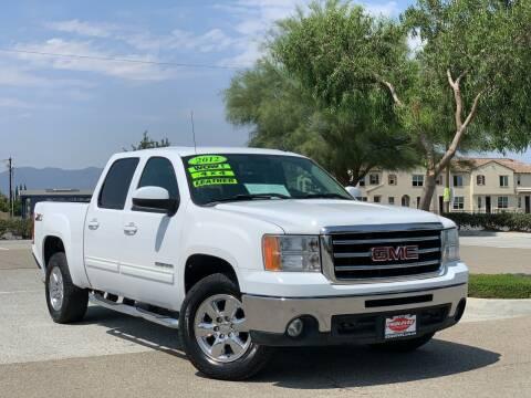2012 GMC Sierra 1500 for sale at Esquivel Auto Depot in Rialto CA