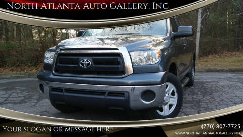 2010 Toyota Tundra for sale at North Atlanta Auto Gallery, Inc in Alpharetta GA