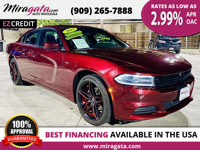 2019 Dodge Charger for sale at Miragata Auto in Bloomington CA