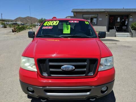 2006 Ford F-150 for sale at Hilltop Motors in Globe AZ