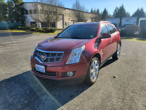 2010 Cadillac SRX for sale at Car Craft Auto Sales Inc in Lynnwood WA
