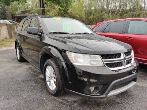 2017 Dodge Journey for sale at Porcelli Auto Sales in West Warwick RI