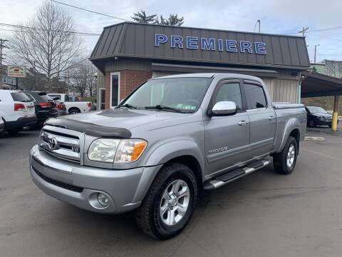 2005 Toyota Tundra for sale at Premiere Auto Sales in Washington PA