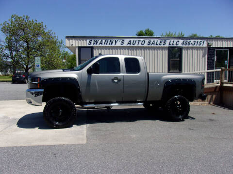 2008 Chevrolet Silverado 2500HD for sale at Swanny's Auto Sales in Newton NC