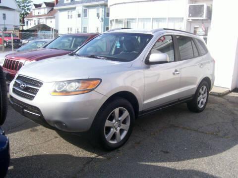 2008 Hyundai Santa Fe for sale at Dambra Auto Sales in Providence RI