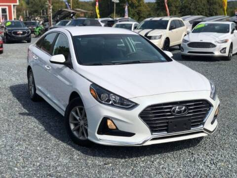 2019 Hyundai Sonata for sale at A&M Auto Sales in Edgewood MD