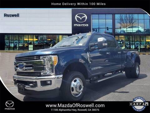 2017 Ford F-350 Super Duty for sale at Mazda Of Roswell in Roswell GA