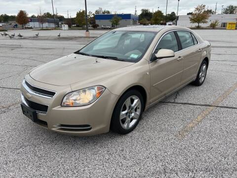 2008 Chevrolet Malibu for sale at TKP Auto Sales in Eastlake OH