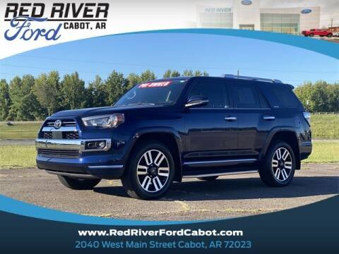 2021 Toyota 4Runner for sale at RED RIVER DODGE - Red River of Cabot in Cabot, AR