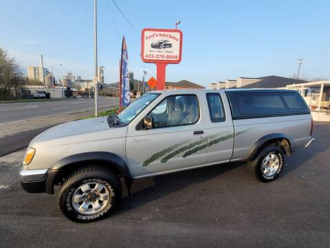 1998 Nissan Frontier for sale at Ford's Auto Sales in Kingsport TN