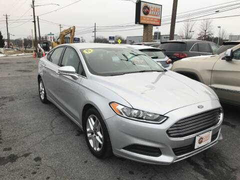 2016 Ford Fusion for sale at Cars 4 Grab in Winchester VA
