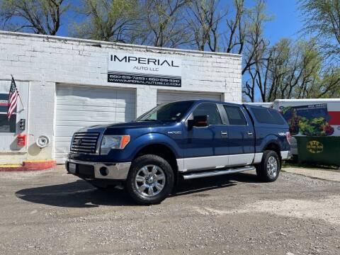 2010 Ford F-150 for sale at Imperial Auto of Slater in Slater MO