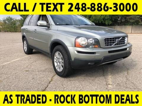 2008 Volvo XC90 for sale at Lasco of Waterford in Waterford MI