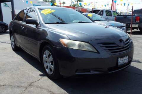 2007 Toyota Camry for sale at 559 Motors in Fresno CA