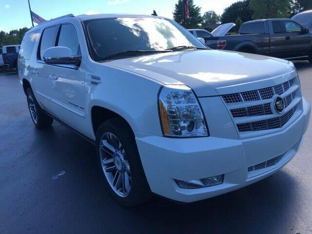 2012 Cadillac Escalade ESV for sale in Auburn Hills, MI