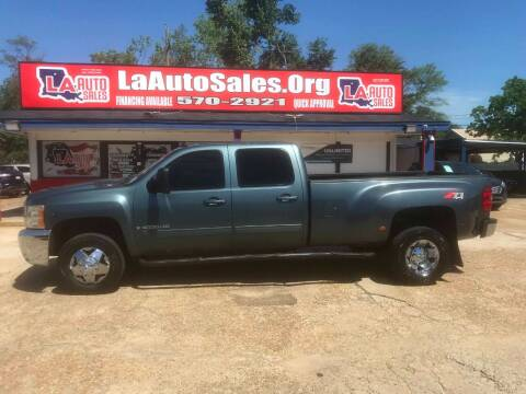 2009 Chevrolet Silverado 3500HD for sale at LA Auto Sales in Monroe LA