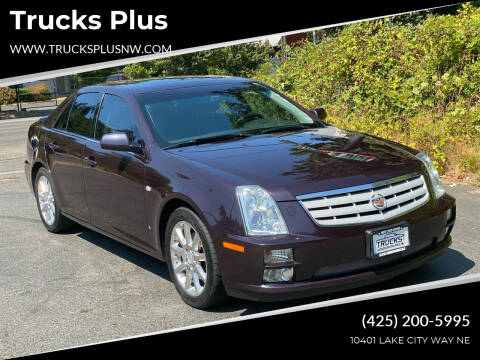 2006 Cadillac STS for sale at Trucks Plus in Seattle WA