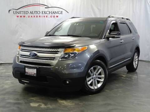 2013 Ford Explorer for sale at United Auto Exchange in Addison IL