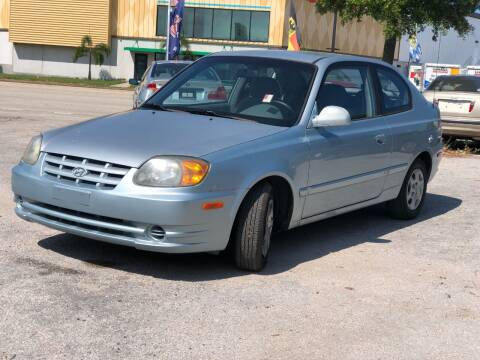 2005 Hyundai Accent for sale at Pro Cars Of Sarasota Inc in Sarasota FL
