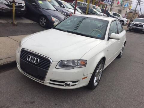 2006 Audi A4 for sale at White River Auto Sales in New Rochelle NY