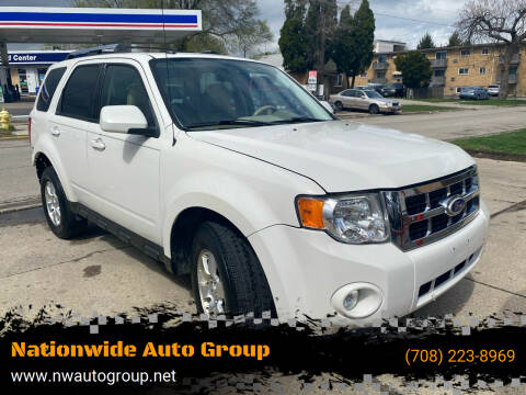 2010 Ford Escape for sale at Nationwide Auto Group in Melrose Park IL