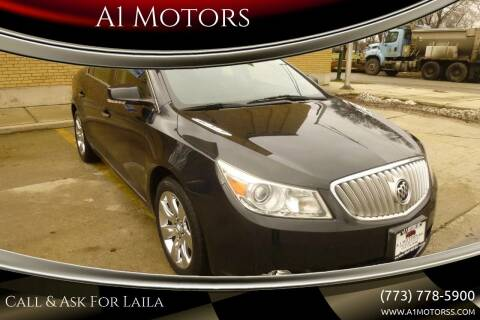 2012 Buick LaCrosse for sale at A1 Motors Inc in Chicago IL