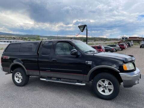 2002 Ford F-150 for sale at Skyway Auto INC in Durango CO