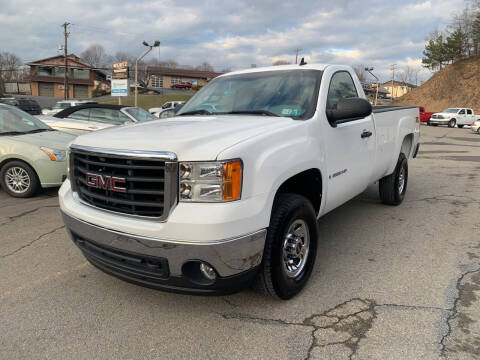 2009 GMC Sierra 2500HD for sale at WENTZ AUTO SALES in Lehighton PA