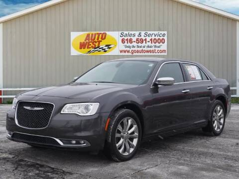 2019 Chrysler 300 for sale at Autowest of Plainwell in Plainwell MI