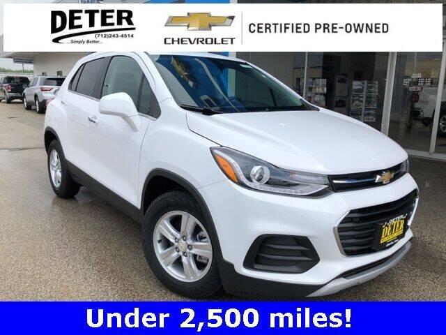2019 Chevrolet Trax for sale in Atlantic, IA