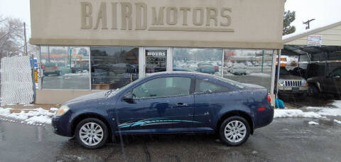 2009 Chevrolet Cobalt for sale at BAIRD MOTORS in Clearfield UT