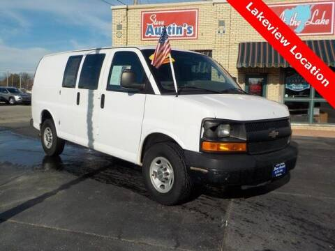 2011 Chevrolet Express Cargo for sale at Austins At The Lake in Lakeview OH