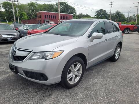 2015 Acura RDX for sale at Integrity Auto LLC - Integrity Auto 2.0 in St. Albans VT