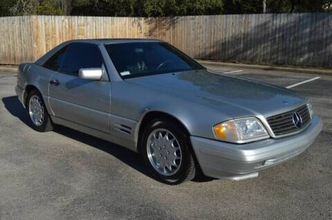 1997 Mercedes-Benz SL-Class for sale at Luxury Motorsports in Austin TX