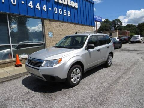 2009 Subaru Forester for sale at 1st Choice Autos in Smyrna GA