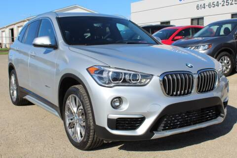 2017 BMW X1 for sale at SHAFER AUTO GROUP in Columbus OH