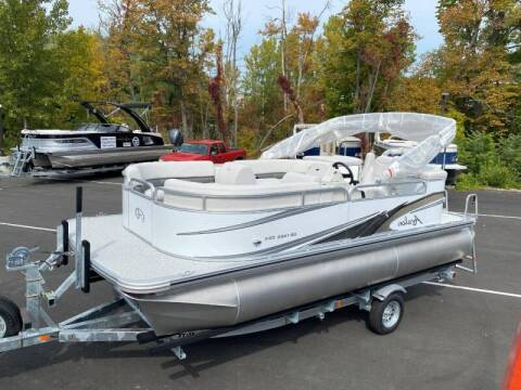 2021 Avalon 19 GS Cruise 2 for sale at GT Toyz Motor Sports & Marine - GT Toyz Marine in Clifton Park NY