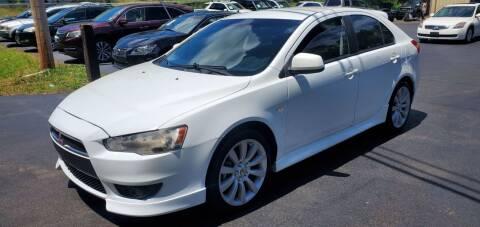 2010 Mitsubishi Lancer Sportback for sale at GA Auto IMPORTS  LLC in Buford GA