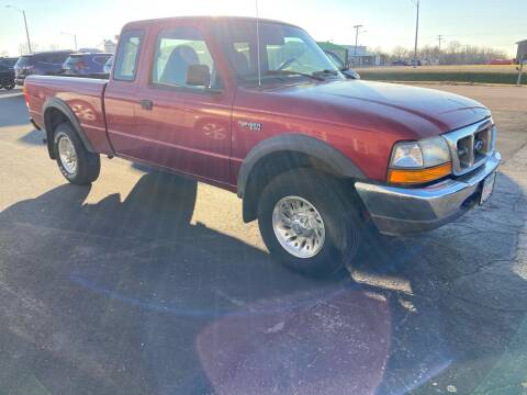 1999 Ford Ranger for sale at Hill Motors in Ortonville MN