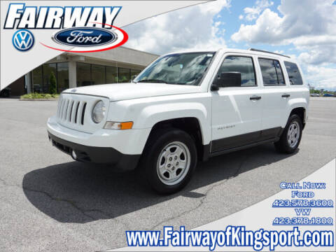 2014 Jeep Patriot for sale at Fairway Ford in Kingsport TN