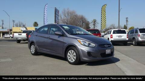 2015 Hyundai Accent for sale at Westland Auto Sales in Fresno CA